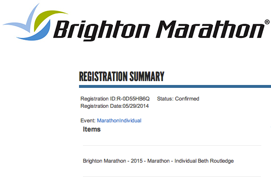 brighton registration